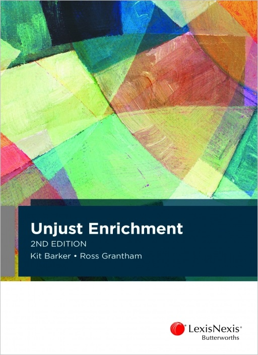 Unjust Enrichment, 2nd edition