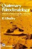 Quaternary Palaeoclimatology: Methods of Palaeoclimatic Reconstruction