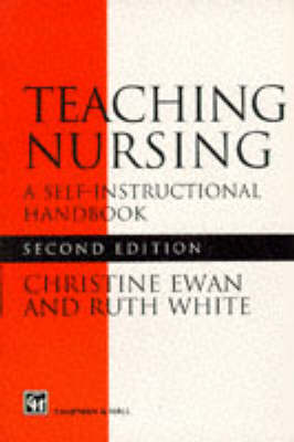 Teaching Nursing : A self-instructional handbook