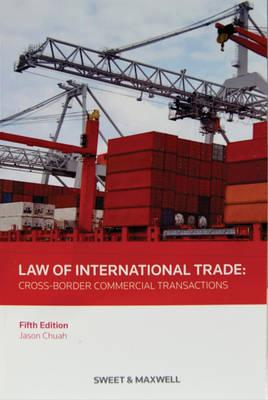 Law of International Trade Cross 5D