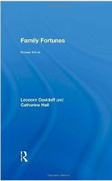 Family Fortunes: Men and Women of the English Middle Class, 1780-1850