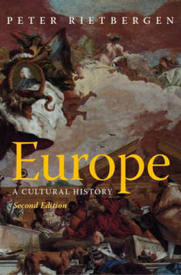 Europe: A Cultural History