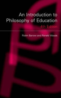 An Introduction to Philosophy of Education