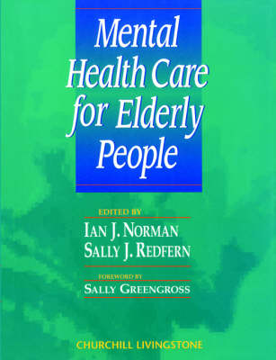 Mental Health Care for Elderly People