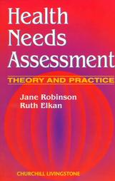 Health Needs Assessment: Theory and Practice