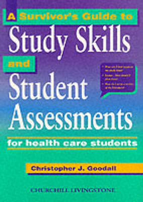 Survivors Guide To Study Skills And Stud Asses Health Care Stu