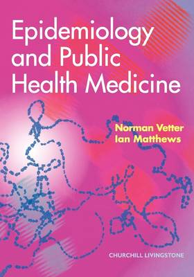 Epidemiology and Public Health Medicine
