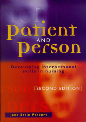 Patient & Person 2ed