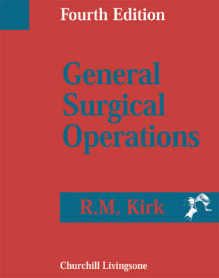 General Surgical Operations 4ed