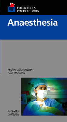Anaesthesia (churchills Pocketbook)