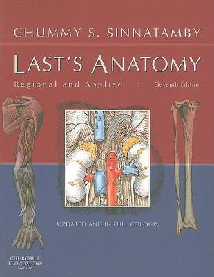 Lasts Anatomy: Regional & Applied 11ed06