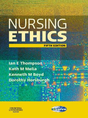 Nursing Ethics, 5th ed