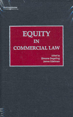 Equity in Commercial Law 1st Ed.