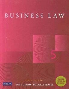Business Law Vol 1