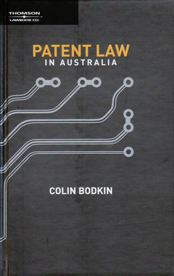 Patent Law in Australia