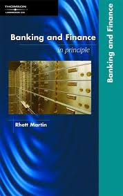 Banking&Finance: In Principle 1st Ed.