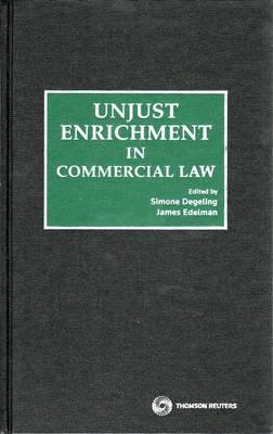 Unjust Enrichment in Commercial Law