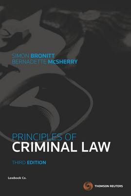 Principles of Criminal Law 3rd Ed.