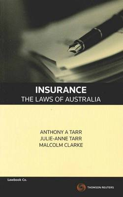 Insurance: The Laws of Australia