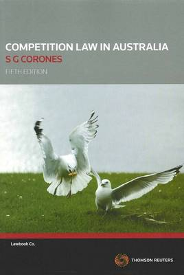Competition Law in Australia