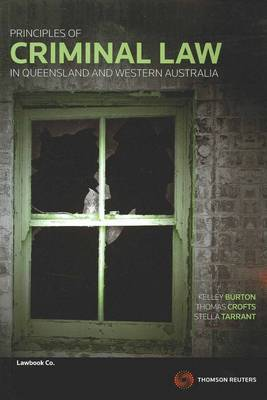 Principles of Criminal Law in Queensland and Western Australia