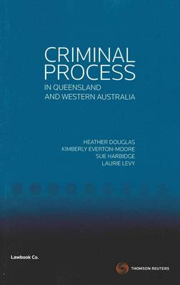 Criminal Process in QLD&WA