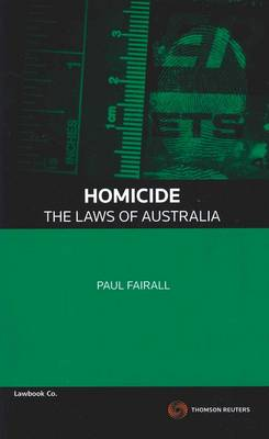 Homicide - The Laws of Aust