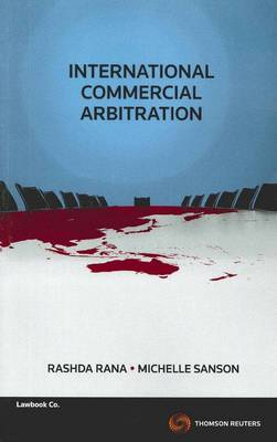 Int'l Commercial Arbitration 1st Ed.