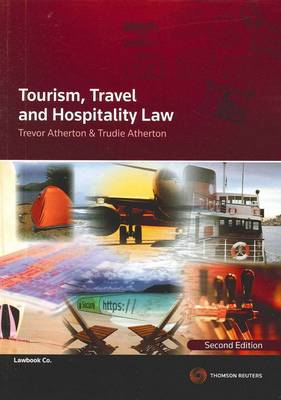 Tourism Travel & Hospitality Law 2E