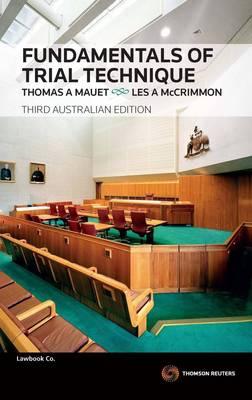 Fundamentals of Trial Technique 3rd Ed.