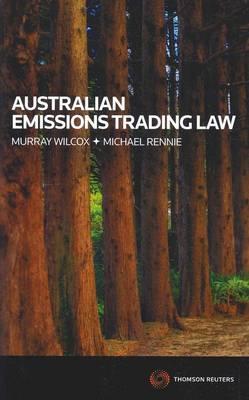 Australian Emissions Trading Law 1ed