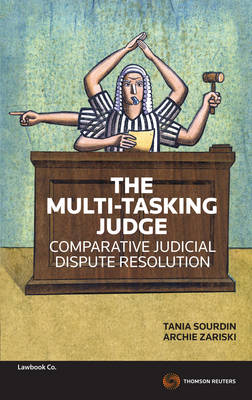 Multi-Tasking Judge: Comparative JDR