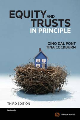 Equity and Trusts in Principle 3rd Edition