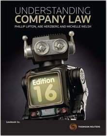 Understanding Company Law 16E + Company Law Perspectives 1E