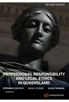 Prof Responsibility and Legal Ethics QLD