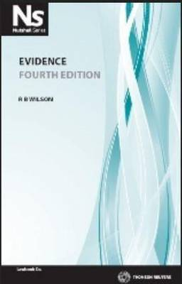 Nutshell: Evidence Law 4th