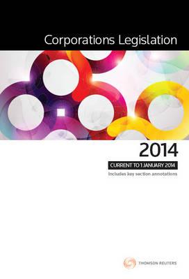 Corporations Legislation 2014