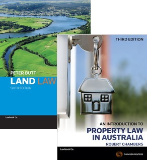 Intro Property Law in AU 3e/Land Law 6e