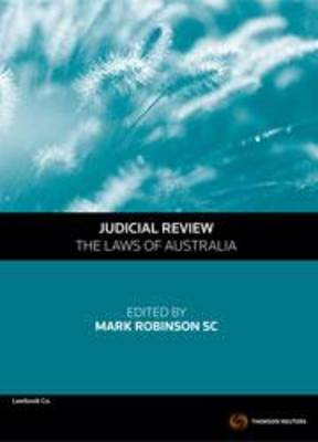 Judicial Review - The Laws of Australia