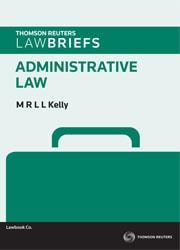 LawBriefs: Admin Law 1e