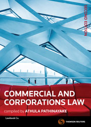 Commercial&Corporations Law 2e - Deakin