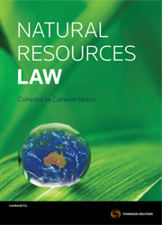 Natural Resources Law for UNE