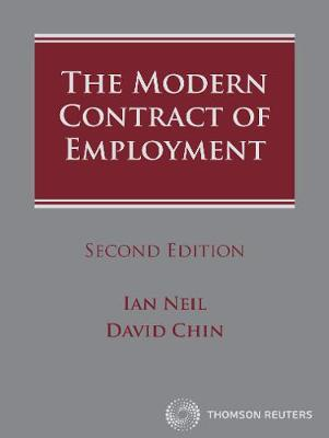 The Modern Contract of Employment Second Edition
