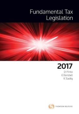 Fundamental Tax Legislation 2017