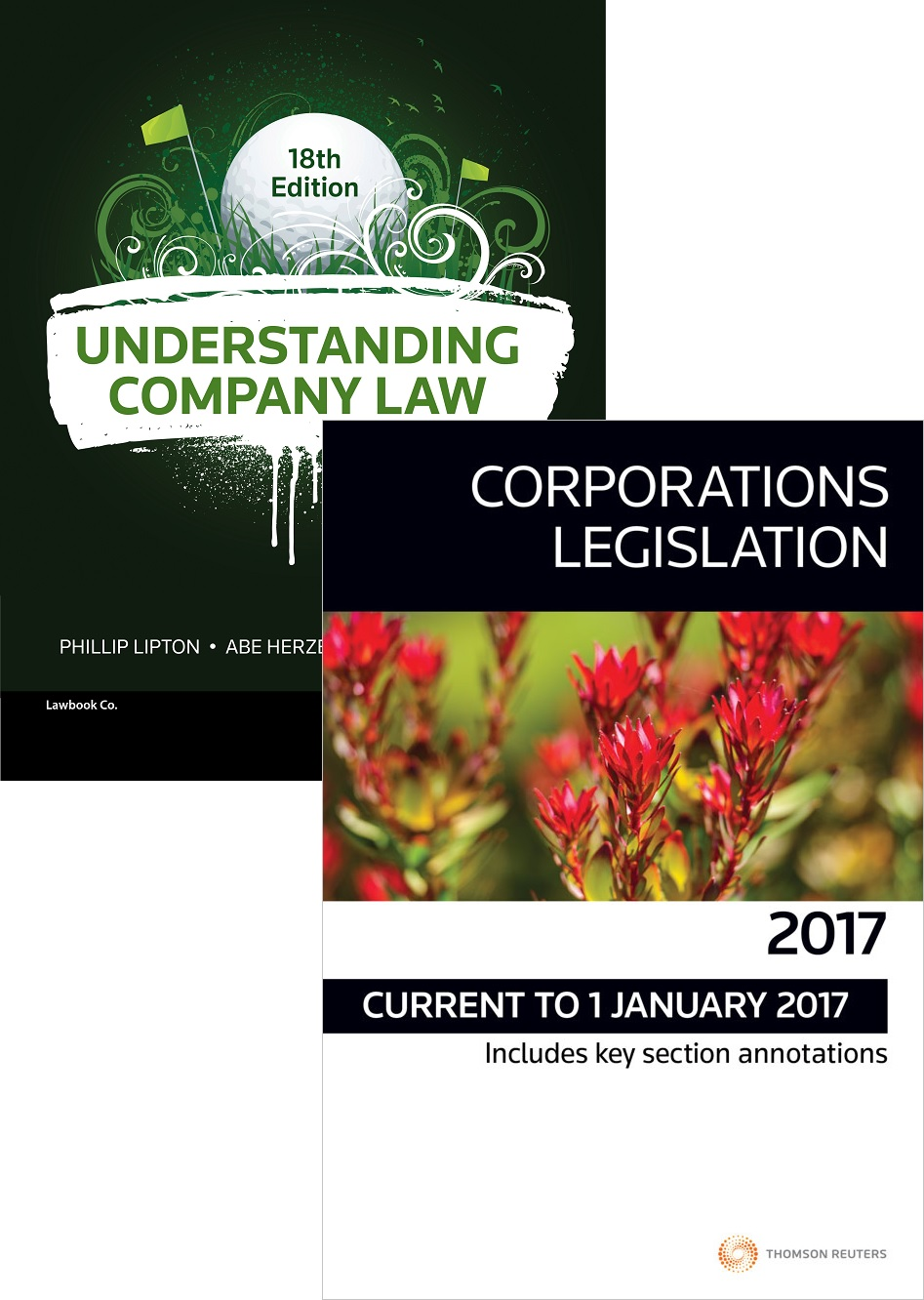 Understanding Company Law (18th ed) + Corporations Legislation 2017 Pack