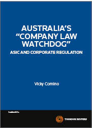 "Australia's ""Company Law Watchdog"" - ASIC & Corporate Regulation"