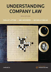 Company Law Perspectives 3e / Understanding Company Law
