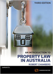 Introduction to Property Law in AU/Introduction to the Law of Contract