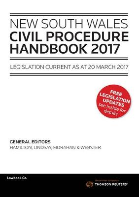 NSW Civil Procedure Handbook: 2017
