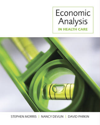Economic Analysis in Health Care
